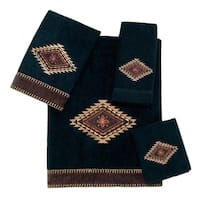 Avanti Mojave Embellished 4-piece Towel Set