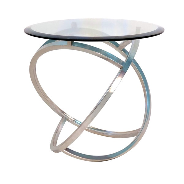 curved side table - free shipping today - overstock - 16322181