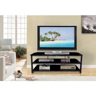 InnovEx Stanford 55-inch Black TV Stand
