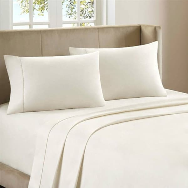 Luxurious 4-Piece Comfort Bedding Sheet Set