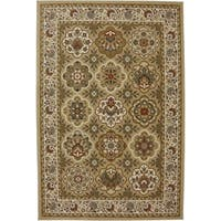 Mohawk Home Symphony Copperhill Pale Wheat Rug - 8' x 11'