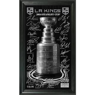 LA Kings 2014 NHL Stanley Cup Final Signature Panoramic Photo