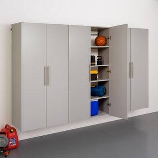 Prepac HangUps 72in H x 108in W x 20in D Complete Storage Cabinet System