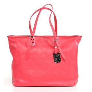 Longchamp LM Cuir Medium Tote in Pink