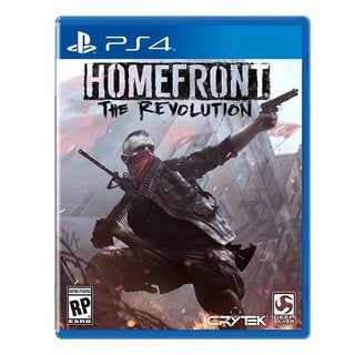 Homefront The Revolution-For PS4