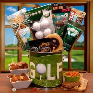 Fore! Golf Fanatics Golf Gift Pail https://ak1.ostkcdn.com/images/products/9143365/Fore-Golf-Fanatics-Golf-Gift-Pail-P16324449.jpg?impolicy=medium