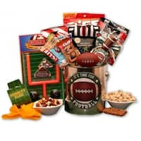 Football Fan Gift Pail
