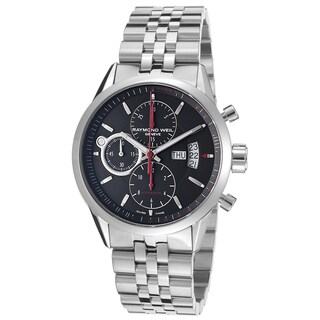Raymond Weil Men's 7730-ST-20041 Freelancer Chronograph Automatic Watch