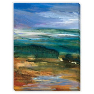 Gallery Direct Sylvia Angeli's 'Memories of Aspen I' Canvas Gallery Wrap Wall Art