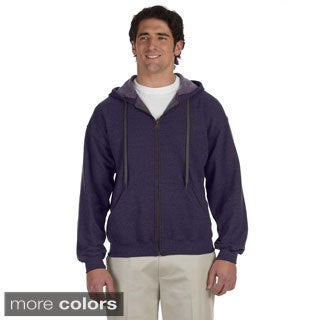 Gildan Men's Heavy Blend 8-ounce Vintage Classic Full-zip Hoodie