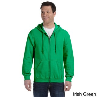 Gildan Men's Heavy Blend 50/50 Full-zip Hooded Jacket