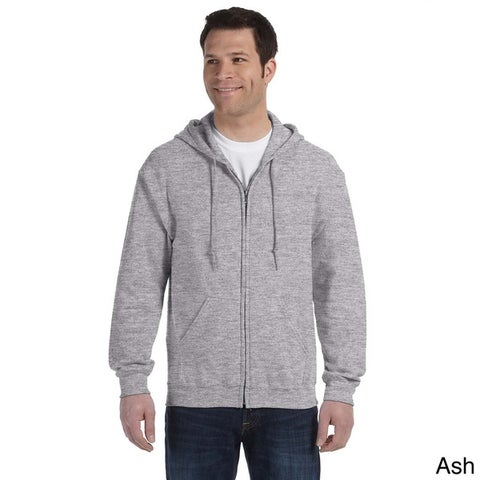 Gildan Men's Heavy Blend 50/50 Full-zip Hooded Jacket