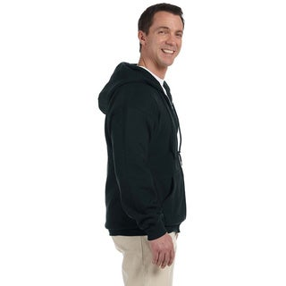 Gildan Men's DryBlend 50/50 Full-zip Hooded Jacket