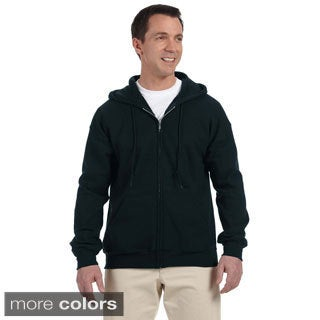 Gildan Men's DryBlend 50/50 Full-zip Hooded Jacket (More options available)