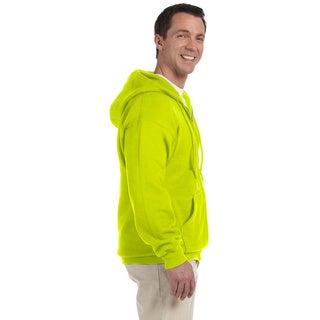 Gildan Men's DryBlend 50/50 Full-zip Hooded Jacket