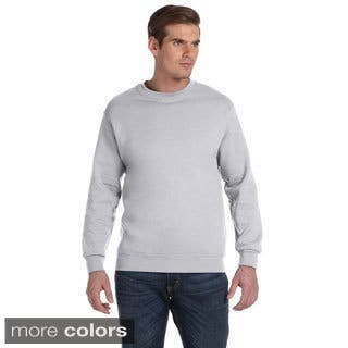 Gildan Men's DryBlend 50/50 Fleece Crew Sweater/ Sweatshirt|https://ak1.ostkcdn.com/images/products/9143705/Gildan-Mens-DryBlend-50-50-Fleece-Crew-Sweater-P16324623.jpg?impolicy=medium