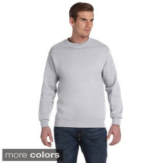 Gildan Men's DryBlend 50/50 Fleece Crew Sweater/ Sweatshirt (More options available)