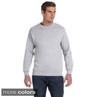 Gildan Men's DryBlend 50/50 Fleece Crew Sweater/ Sweatshirt