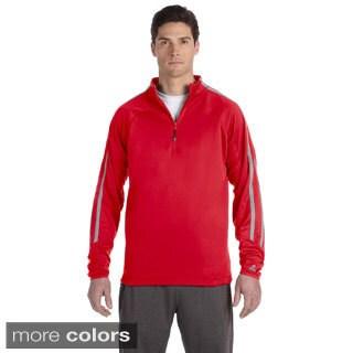 Russell Men's Tech Fleece Quarter-zip Cadet Jacket