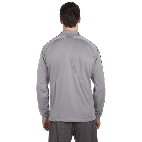 Russell Athletic Tech Fleece Quarter-Zip Cadet