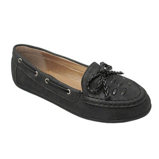 Yokids 'Abbie' 53K Girl's Black Flats Shoes