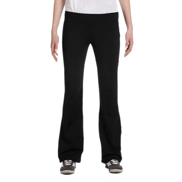 Alo Women's Solid Black Pant -  ALPW5004