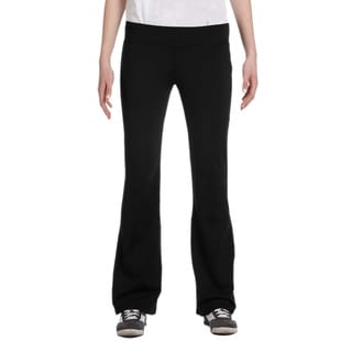 Alo Women's Solid Black Pant