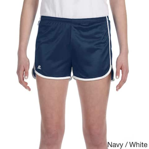 Russell Athletic Women's 'Dazzle' 3-inch Running Shorts