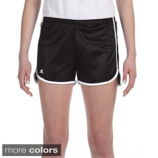 Russell Athletic Women's 'Dazzle' 3-inch Running Shorts (More options available)