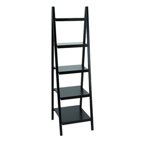 66-inch Wood Bookcase