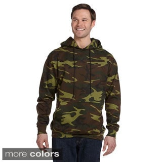 Men's Camouflage Hooded Sweatshirt