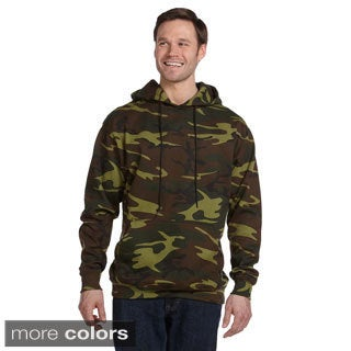 Men's Camouflage Hooded Sweatshirt (More options available)