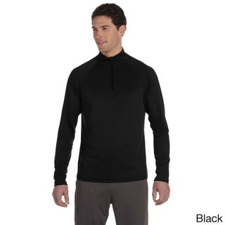 Men's Quarter-zip Lightweight Pullover (More options available)