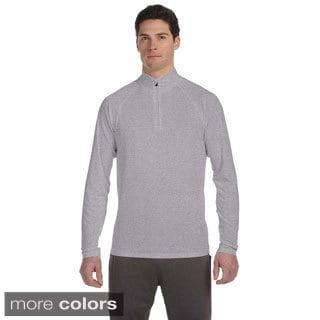 Men's Quarter-zip Lightweight Pullover