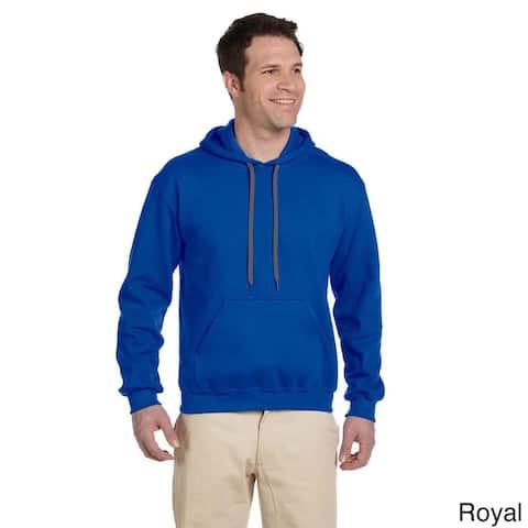 Gildan Men's Premium Cotton 9-ounce Ringspun Hooded Sweatshirt