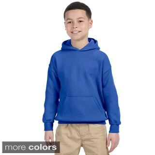 Gildan Youth Heavy Blend 50/50 Hoodie