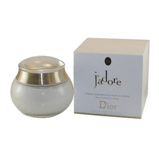 Christian Dior J'adore Women's 6.7-ounce Body Cream