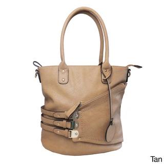 Lithyc 'Nikki' Edgy Bound Tote Handbag