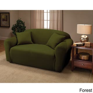 Marvelous Buy Green Loveseat Covers Slipcovers Online At Overstock Gmtry Best Dining Table And Chair Ideas Images Gmtryco