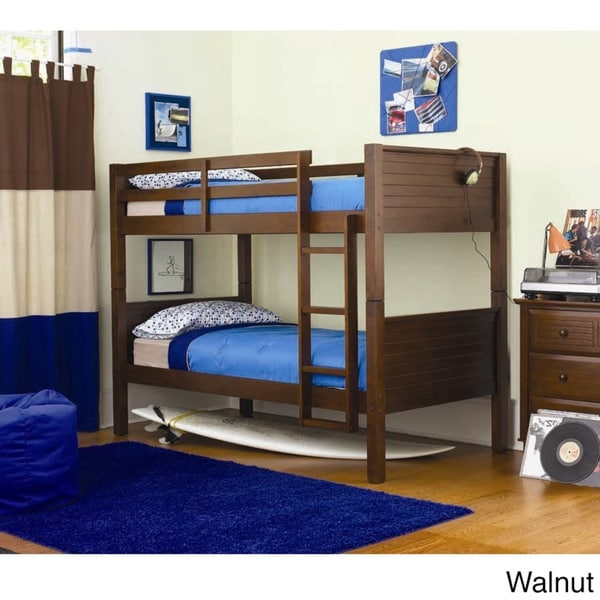 Convertible Twin Bunk Bed