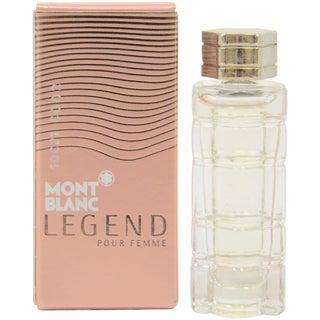Mont Blanc Legend Women's 0.15-ounce Eau de Parfum Splash (Mini)