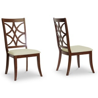 Baxton Studio Glenview Modern Dining Chair (Set of 2)