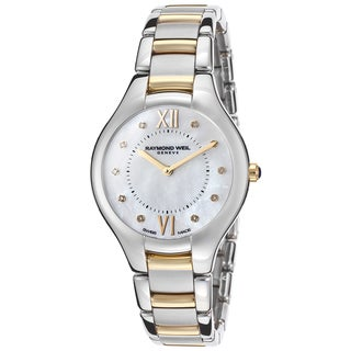 Raymond Weil Women's 5132-STP-00985 Noemia Diamond Watch