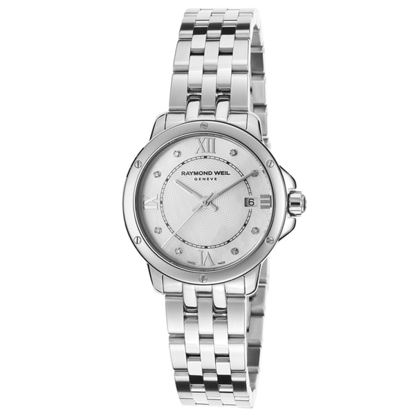 Raymond Weil Women's 5391-ST-00995 Tango Watch. Opens flyout.
