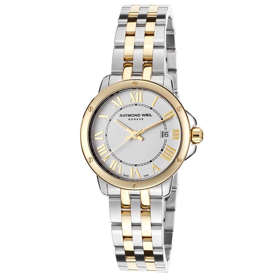 Raymond Weil Women's 5391-STP-00308 Tango Stainless Steel Watch (Raymond Weil Women's 5391-STP-00308 Tango Watch)