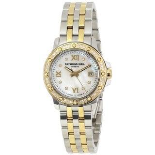 Raymond Weil Women's 5399-SPS-00995 Tango Diamonds Watch