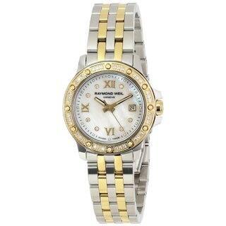 Raymond Weil Women's 5399-SPS-00995 Tango Diamonds Watch https://ak1.ostkcdn.com/images/products/9144621/Raymond-Weil-Womens-5399-SPS-00995-Tango-Diamonds-Watch-P16325511.jpg?impolicy=medium