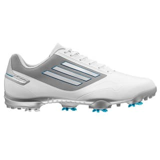 Adidas Men's Adizero One White/Tech Grey Dark Golf Shoes|https://ak1.ostkcdn.com/images/products/9144653/Adidas-Mens-Adizero-One-White-Tech-Grey-Dark-Golf-Shoes-P16325332.jpg?impolicy=medium