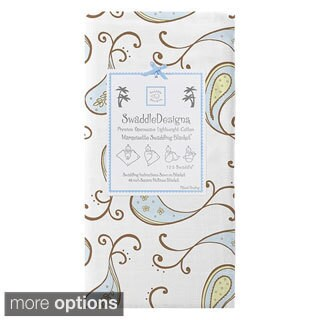 SwaddleDesigns Marquisette Swaddle Blanket