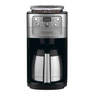 Cuisinart DGB-900BC Stainless 12-cup Grind & Brew Coffeemaker (Refurbished)